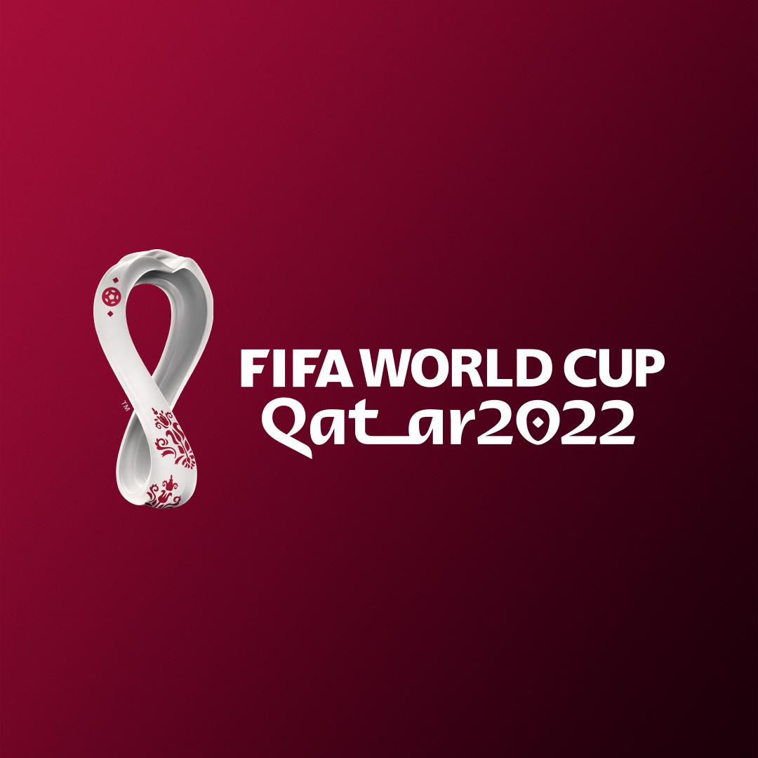 2022年卡塔尔世界杯官方会徽 © 球衫堂 kitstown