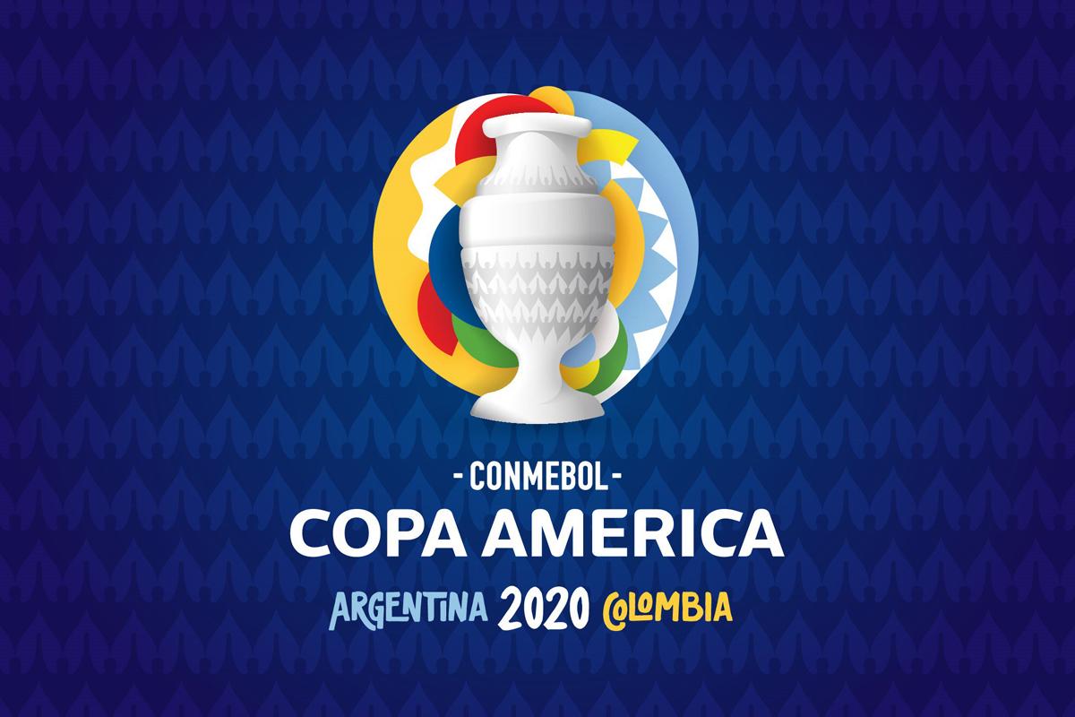 2020年美洲杯官方会徽揭晓 © 球衫堂 kitstown