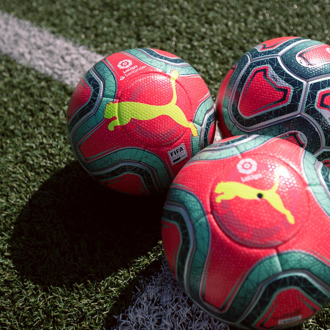 2019-20赛季西甲联赛冬季官方比赛用球 © 球衫堂 kitstown