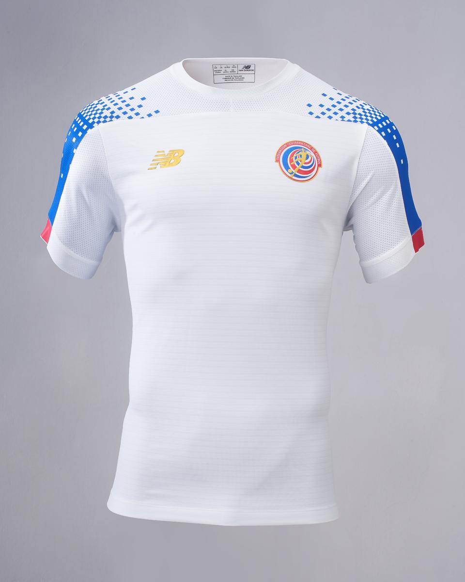 哥斯达黎加国家队2019-20赛季主客场球衣 © 球衫堂 kitstown