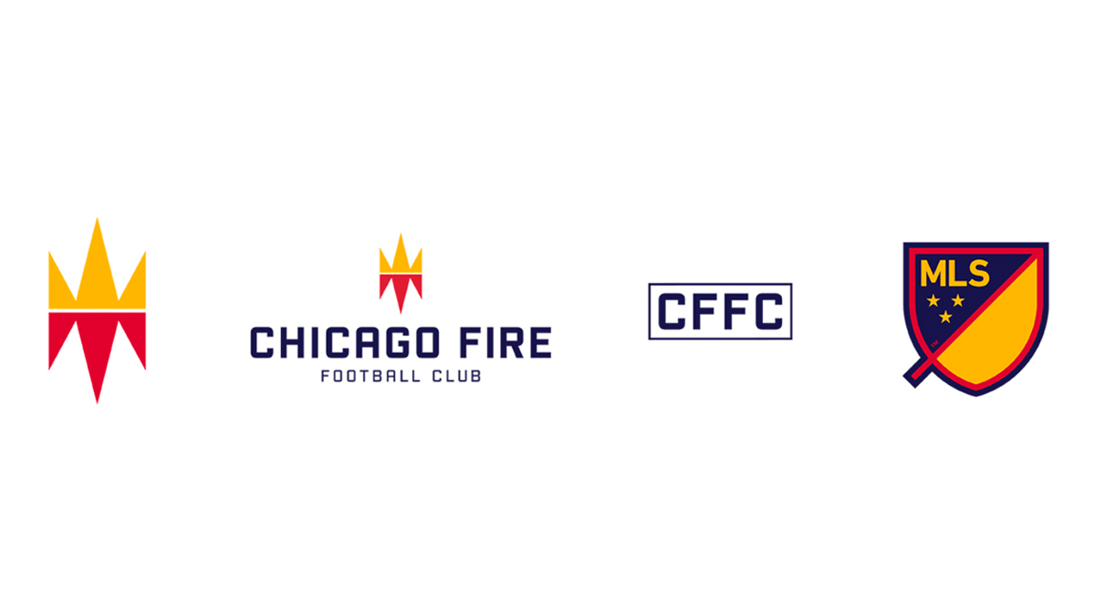 芝加哥火焰推出全新俱乐部徽章及品牌形象 © 球衫堂 kitstown