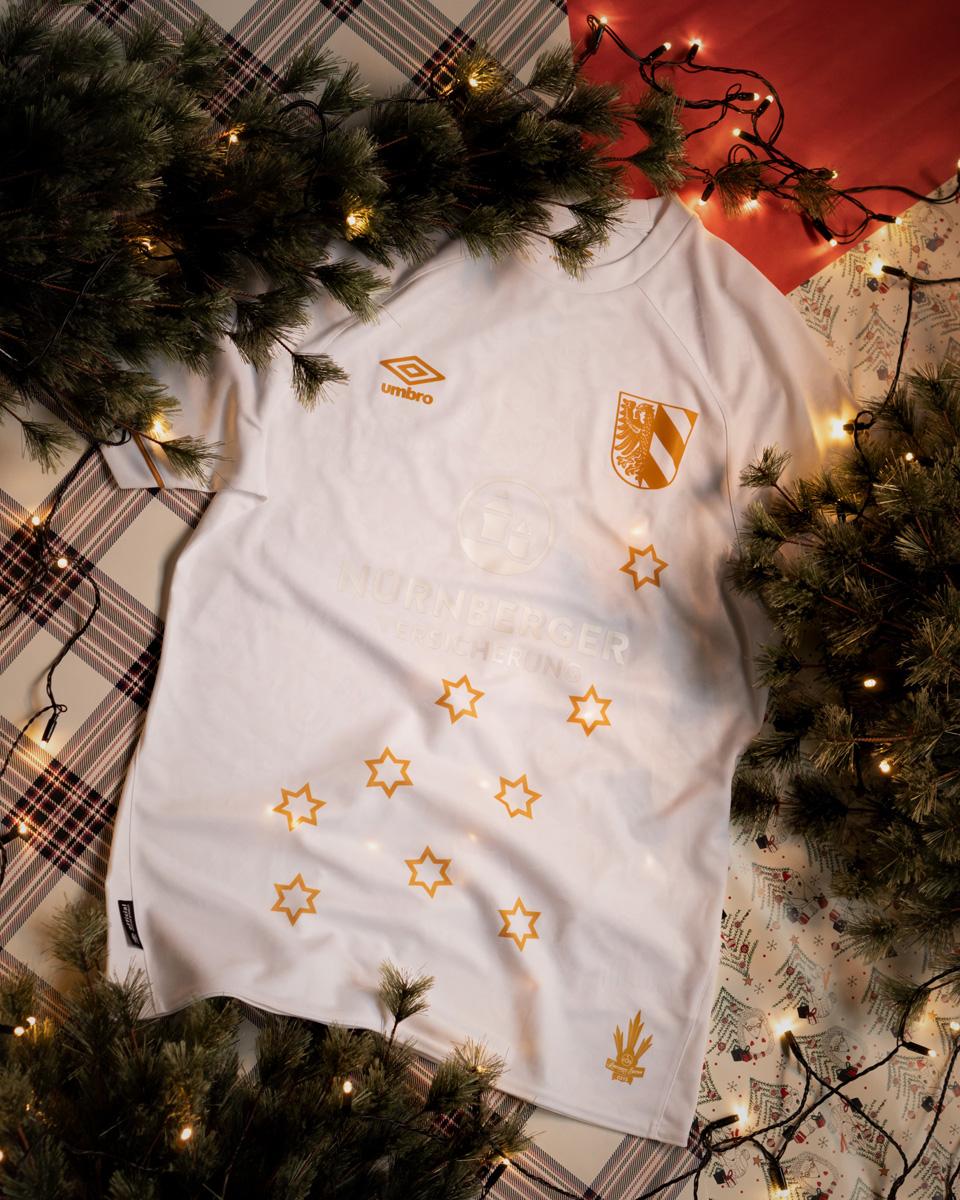 纽伦堡2019圣诞集市特别球衣 © 球衫堂 kitstown