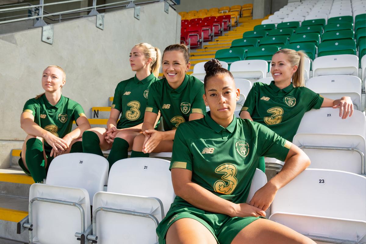 爱尔兰国家队2019-20赛季主场球衣 © 球衫堂 kitstown
