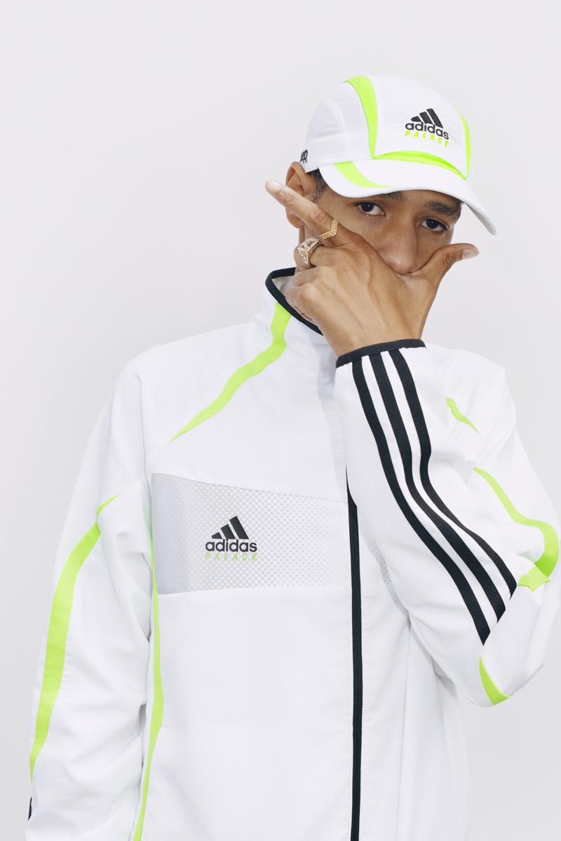 尤文图斯 × Palace × adidas 联名球衣 © 球衫堂 kitstown