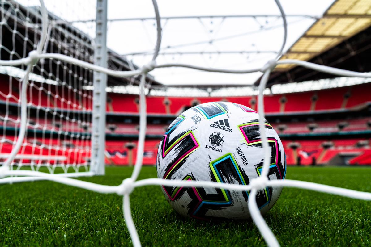 Uniforia — 2020年欧洲杯官方比赛用球 © 球衫堂 kitstown
