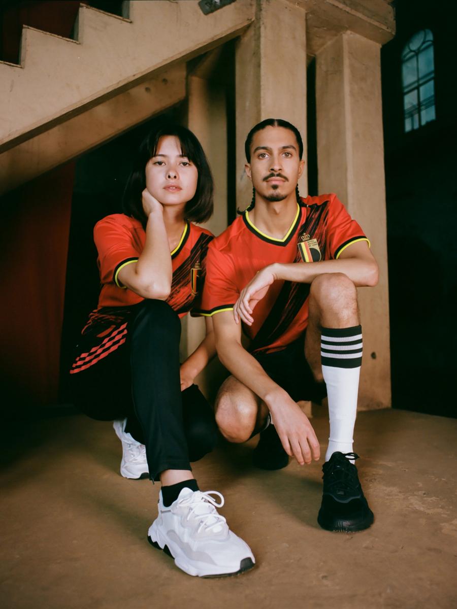 比利时国家队2020年欧洲杯主场球衣 © 球衫堂 kitstown