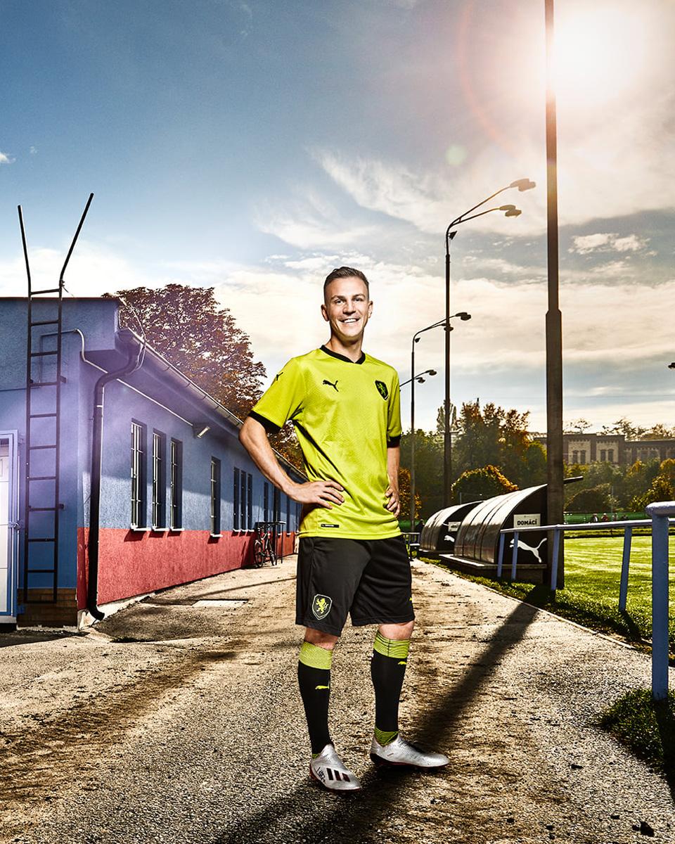 捷克国家队2020年欧洲杯客场球衣球衫堂 kitstown