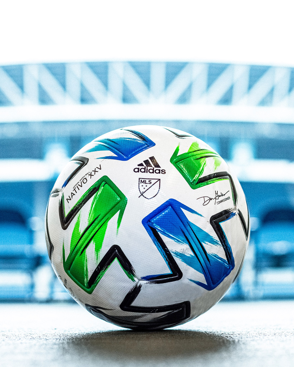 NATIVO XXV — 美国足球大联盟2020赛季官方比赛用球 © 球衫堂 kitstown