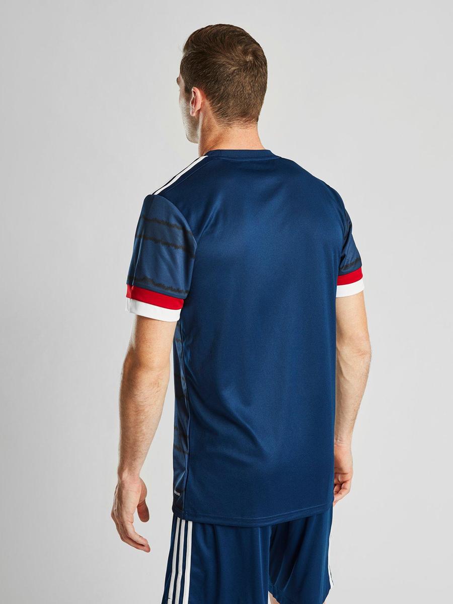 苏格兰代表队2020年欧洲杯主场球衣 © 球衫堂 kitstown