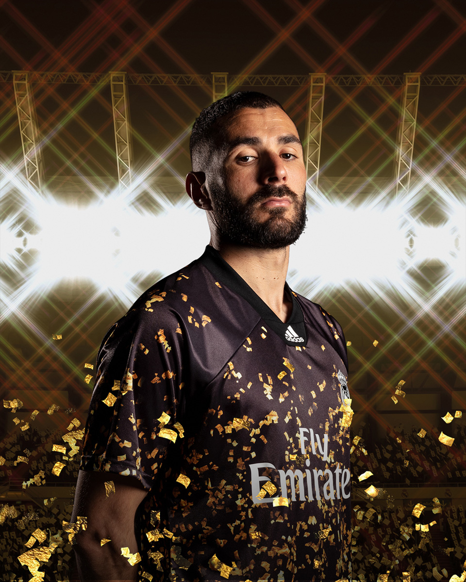 adidas × EA Sports™ FIFA 20 皇家马德里特别版球衣 © 球衫堂 kitstown