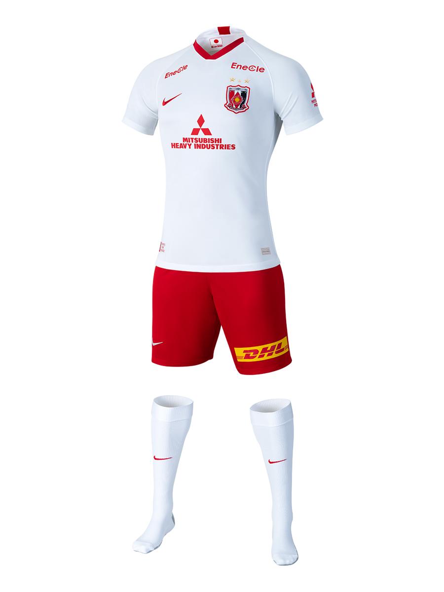 浦和红钻、鹿岛鹿角、广岛三箭2020赛季客场球衣 © 球衫堂 kitstown