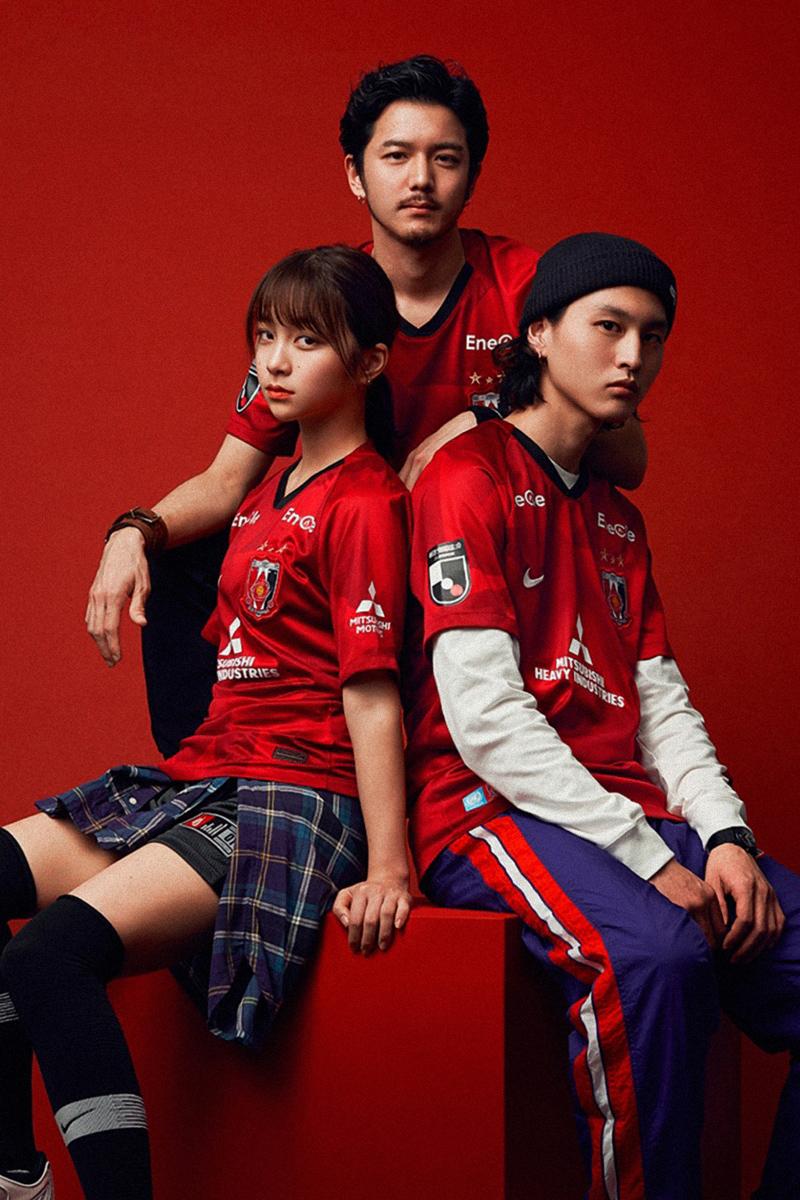 浦和红钻2020赛季主场球衣 © 球衫堂 kitstown