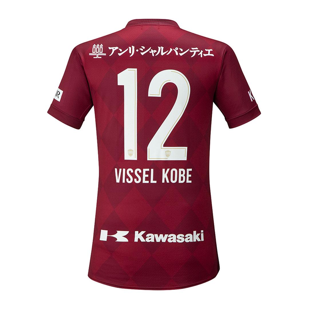 神户胜利船2020赛季主场球衣 © 球衫堂 kitstown