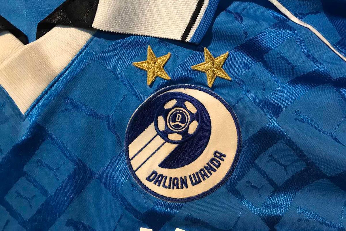 大连人职业足球俱乐部揭晓全新徽章球衫堂 kitstown