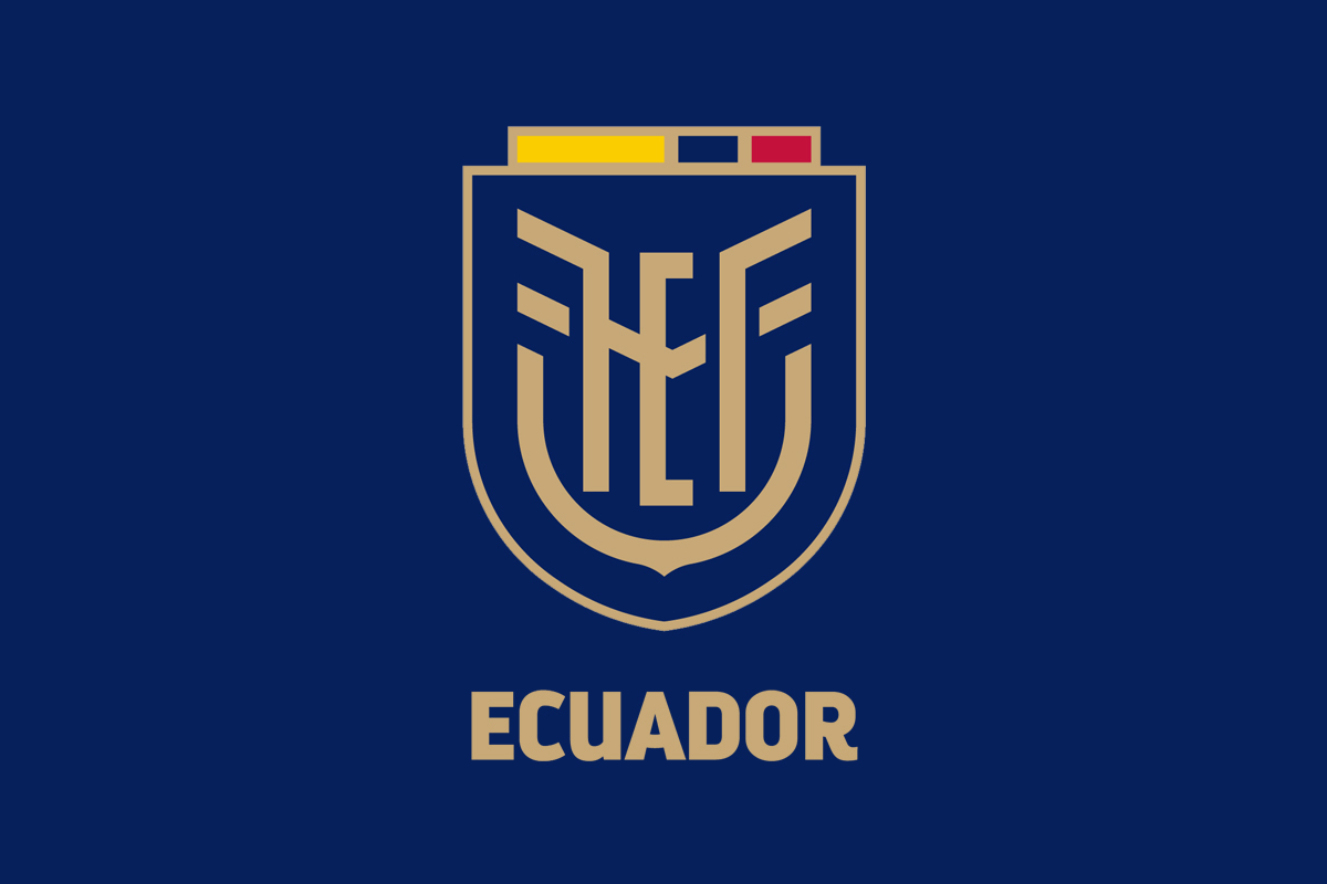 厄瓜多尔足协推出全新品牌标识 © 球衫堂 kitstown