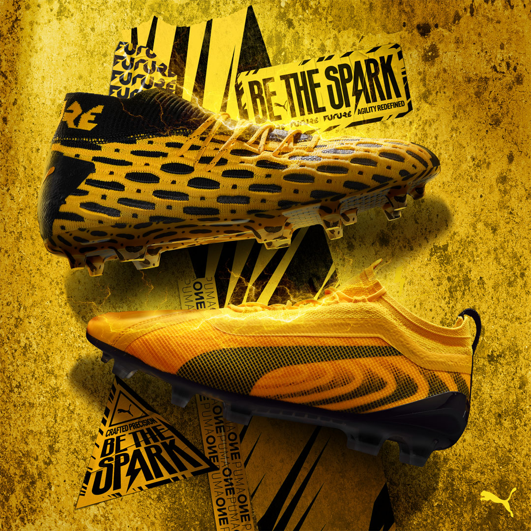 PUMA发布全新SPARK PACK系列足球鞋 © 球衫堂 kitstown