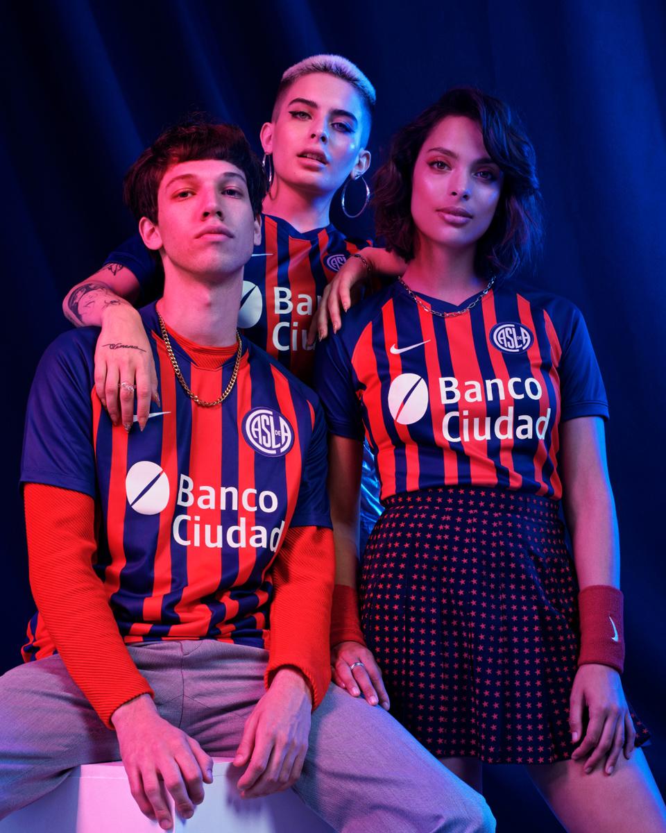 圣洛伦索2020赛季主客场球衣 © 球衫堂 kitstown