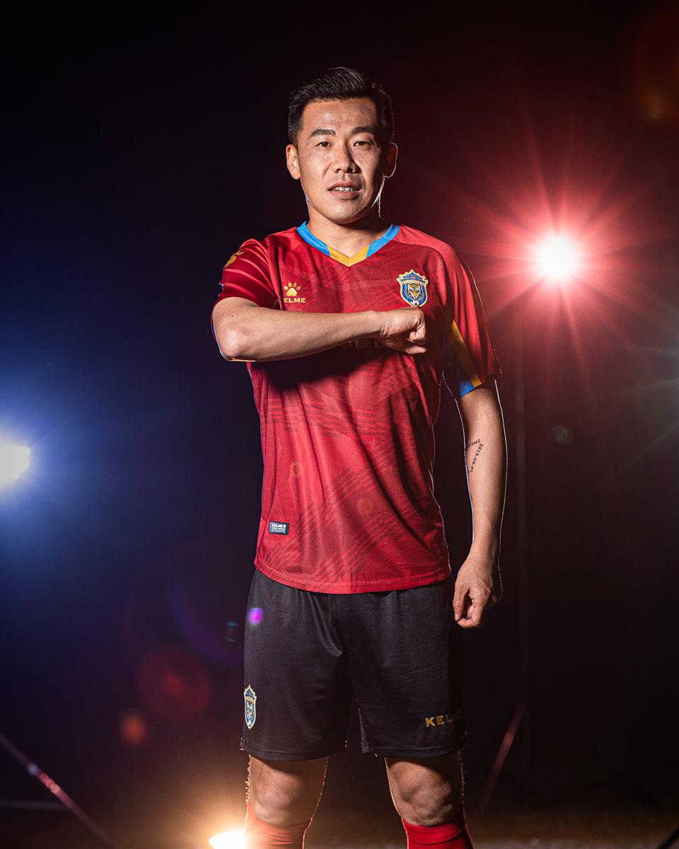 沈阳城市2020赛季主客场球衣 © 球衫堂 kitstown