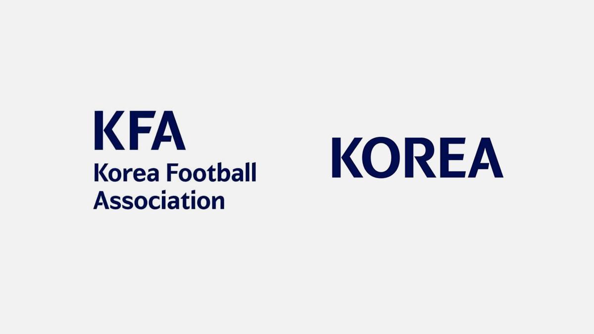 韩国足协推出全新品牌标识 © 球衫堂 kitstown