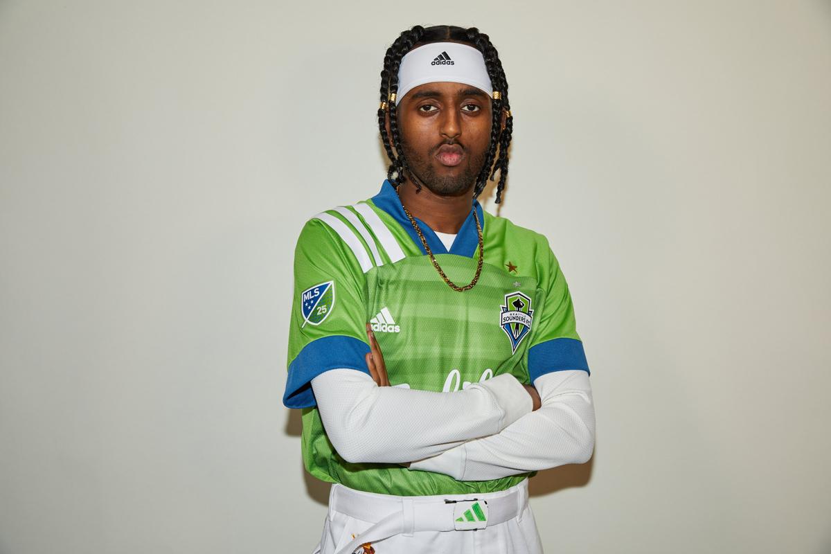 西雅图海湾人2020赛季主场球衣 © 球衫堂 kitstown