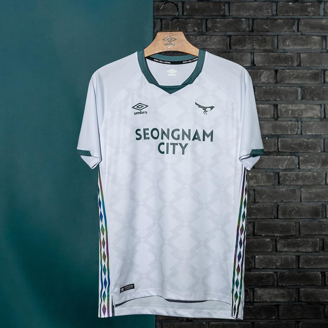 城南FC 2020赛季主客场球衣 © 球衫堂 kitstown