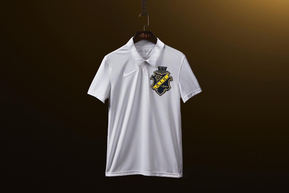 """大众体育(AIK)""""1891-贝伦斯""""特别版球衣 © 球衫堂 kitstown"""
