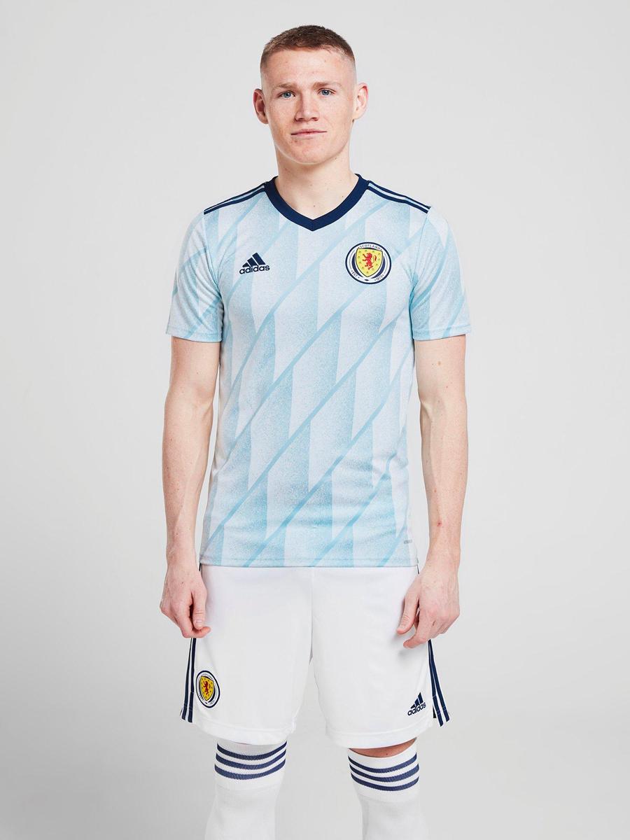 苏格兰代表队2020赛季客场球衣 © 球衫堂 kitstown