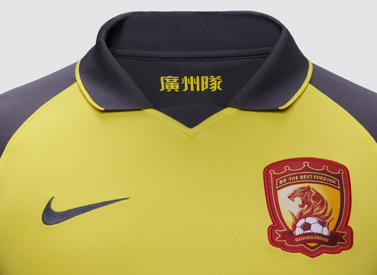 Nike × 中超俱乐部2020赛季主场球衣 © 球衫堂 kitstown