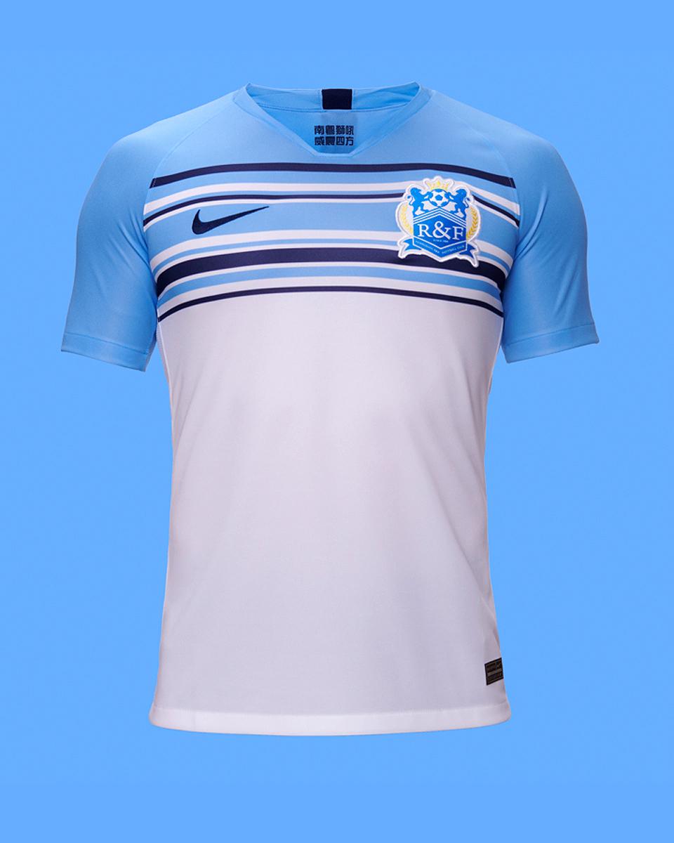Nike × 中超俱乐部 2020 赛季主场球衣 © 球衫堂 kitstown