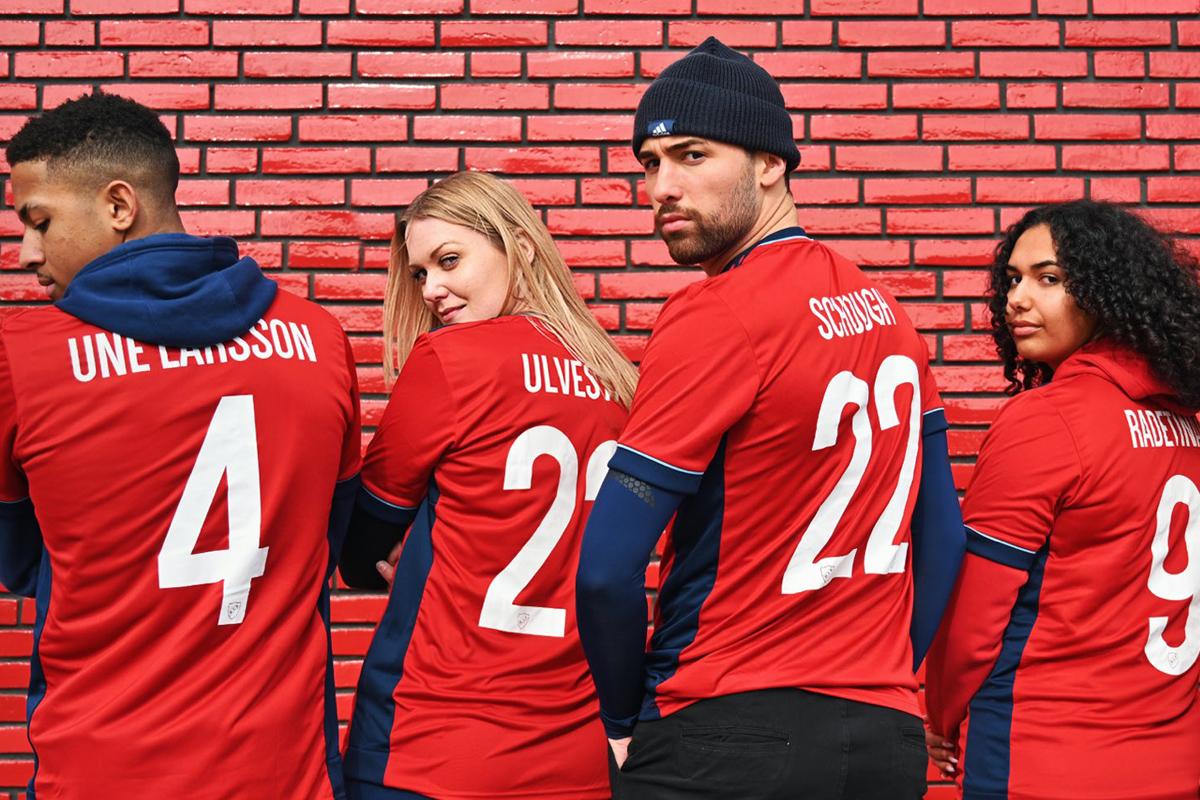 动物园岛体育(Djurgårdens IF)2020赛季客场球衣 © 球衫堂 kitstown