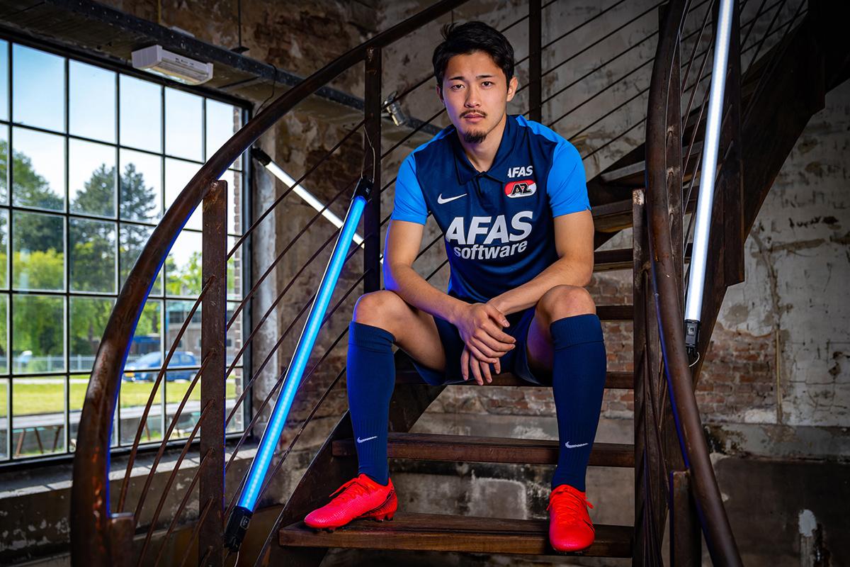 阿尔克马尔AZ 2020-21赛季客场及第二客场球衣 © 球衫堂 kitstown