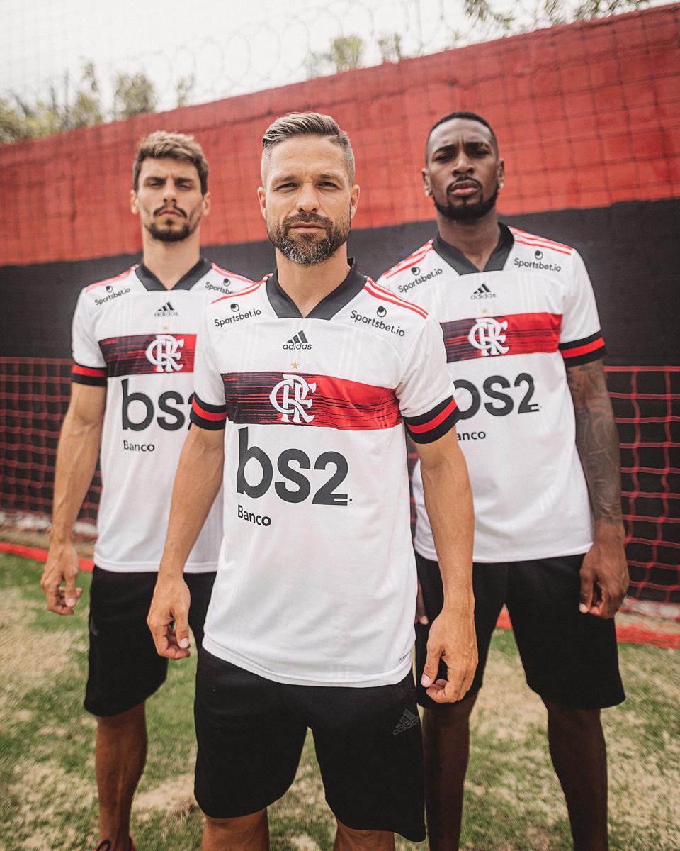 弗拉门戈 2020-21 赛季客场球衣 © 球衫堂 kitstown