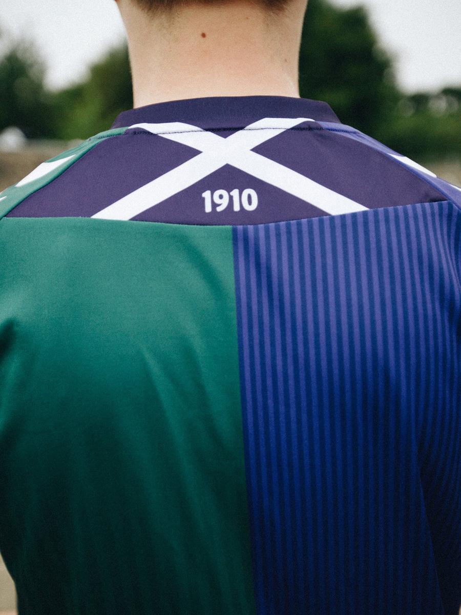 艾尔联(Ayr United)2020-21赛季主客场球衣 © 球衫堂 kitstown