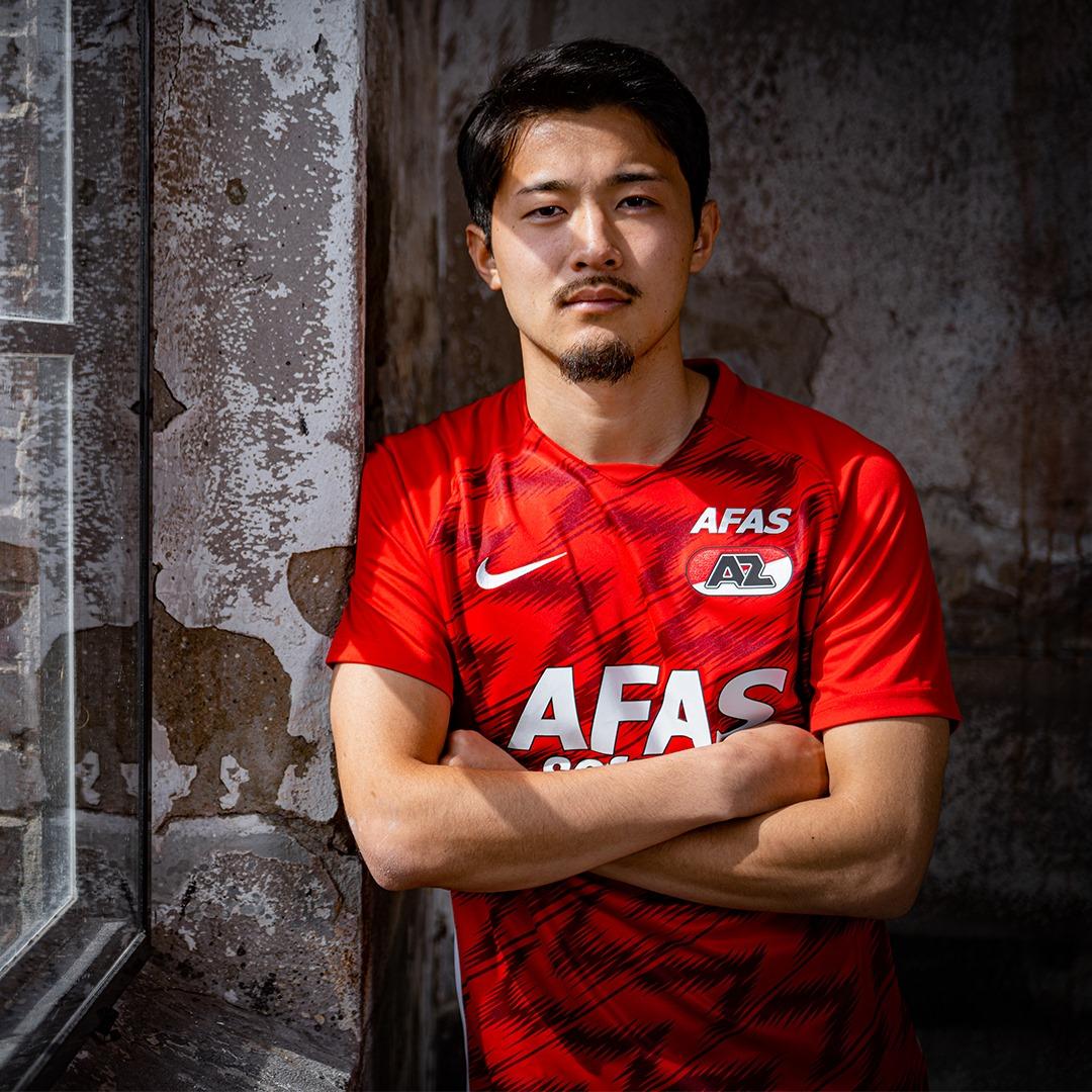 阿尔克马尔AZ 2020-21赛季主场球衣插图(3)