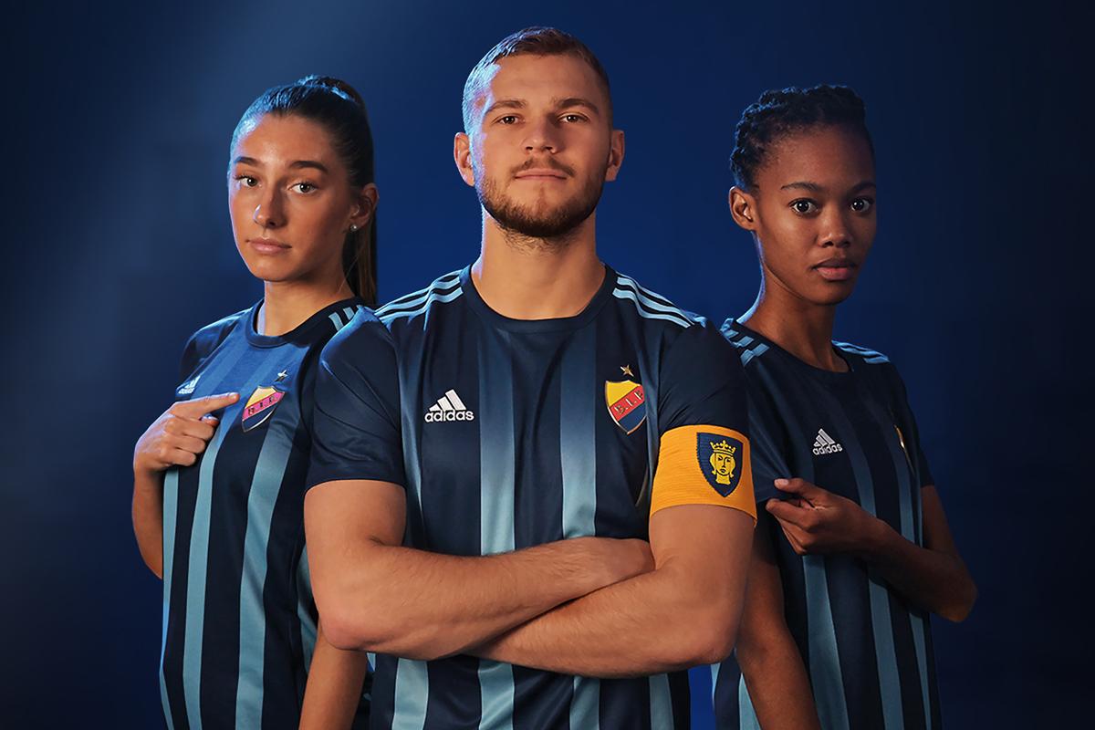 动物园岛体育(Djurgårdens IF)2020赛季主场球衣 © 球衫堂 kitstown