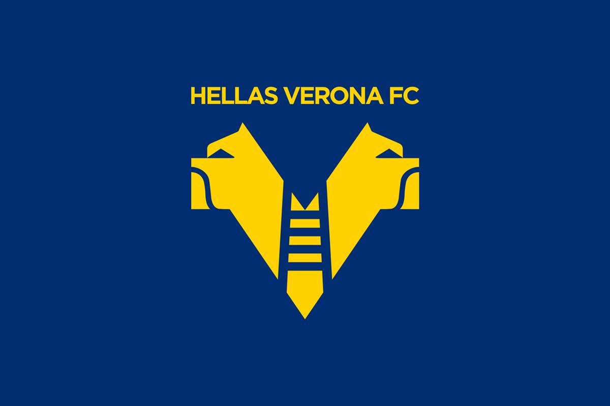 维罗纳推出全新俱乐部徽章 © 球衫堂 kitstown