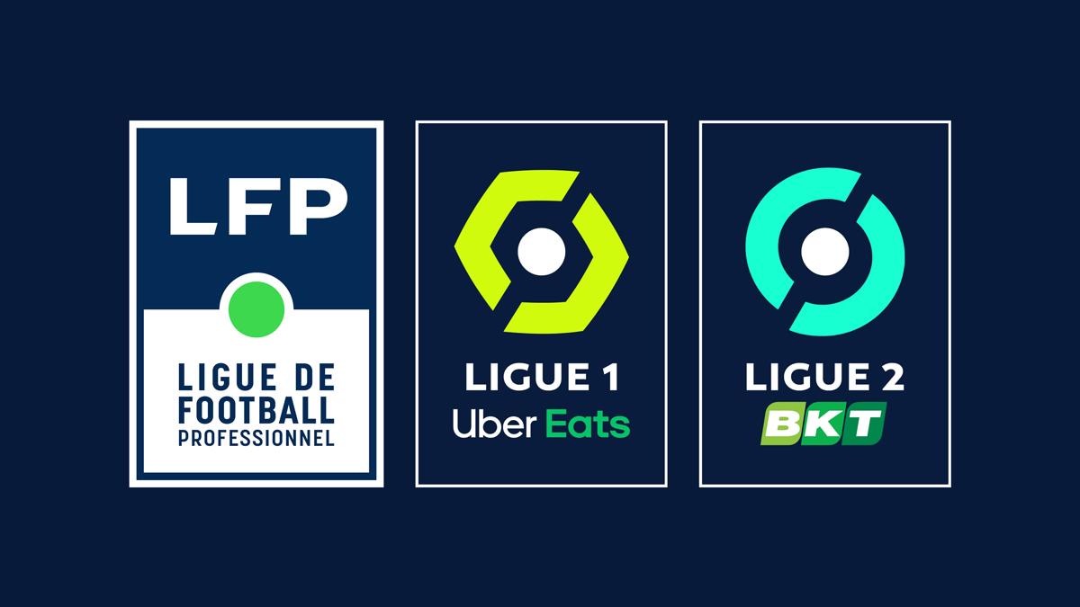 法甲联盟发布2020-21赛季法甲及法乙联赛全新品牌标识插图