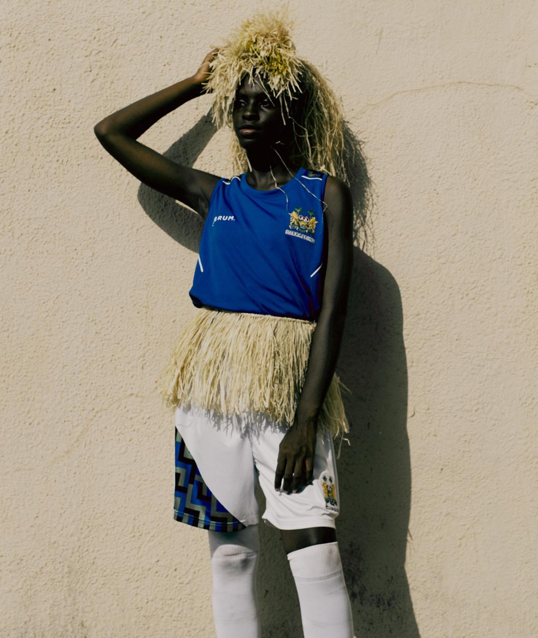LABRUM × 塞拉利昂2020奥运系列服饰插图(4)