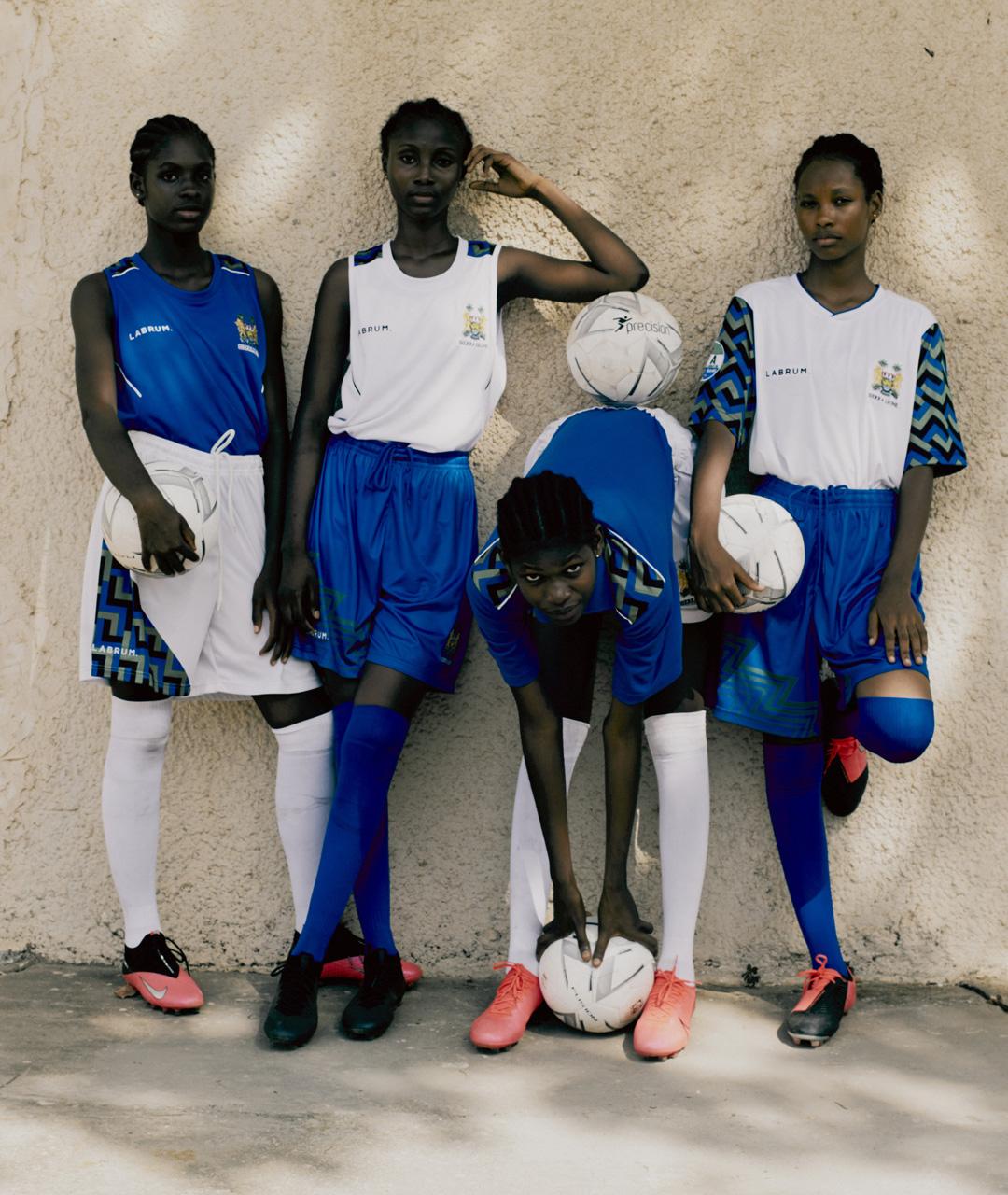 LABRUM × 塞拉利昂2020奥运系列服饰插图(7)