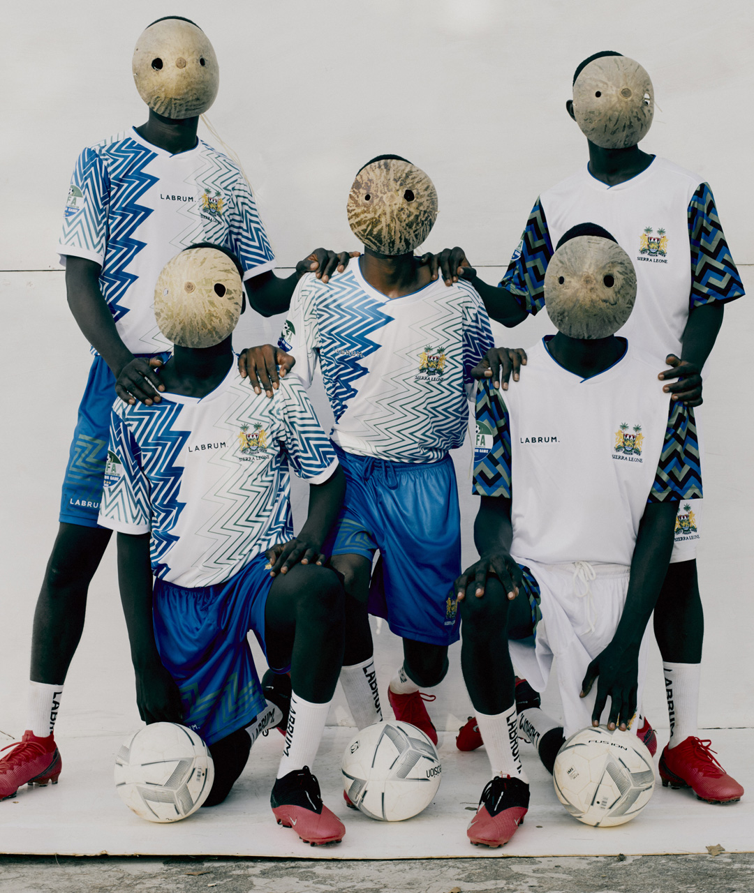 LABRUM × 塞拉利昂2020奥运系列服饰插图(8)