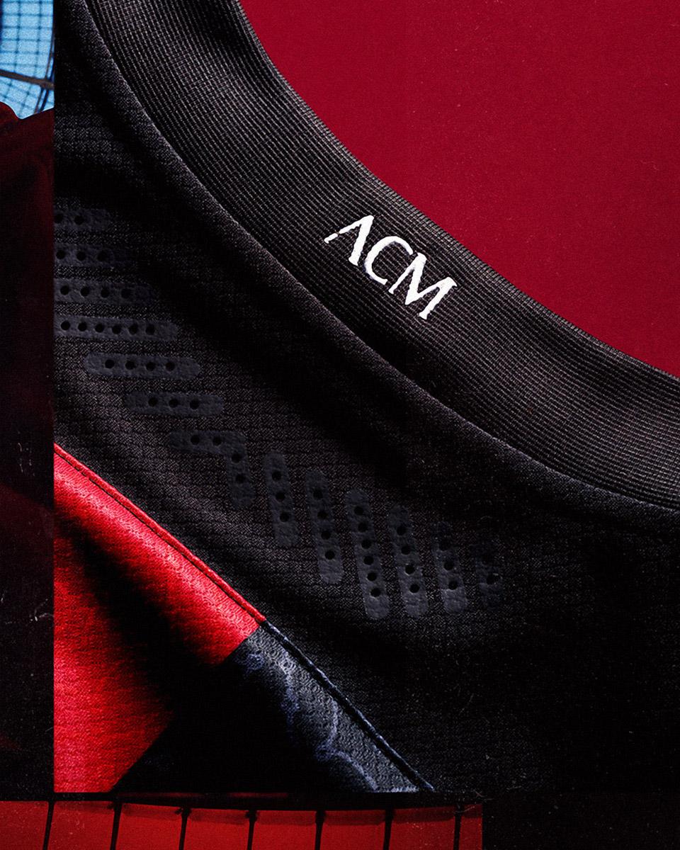 AC米兰 2020-21 赛季主场球衣 © 球衫堂 kitstown