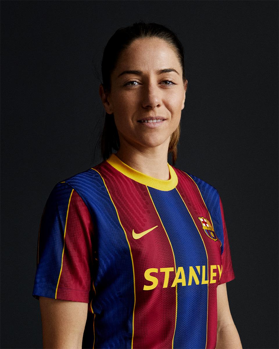 巴塞罗那 2020-21 赛季主场球衣 © 球衫堂 kitstown