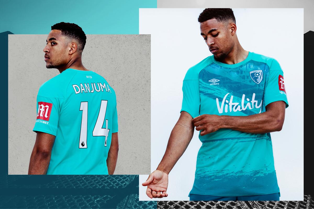 伯恩茅斯 2020-21 赛季客场球衣 © 球衫堂 kitstown