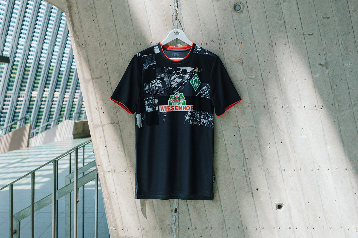 云达不来梅 2020-21 赛季第二客场球衣 © 球衫堂 kitstown