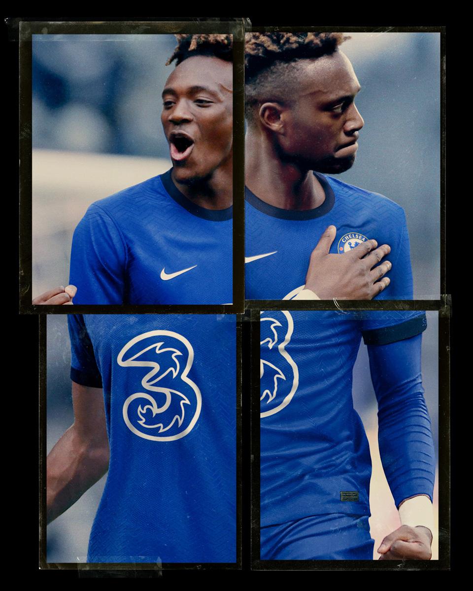 切尔西2020-21赛季主场球衣插图(1)