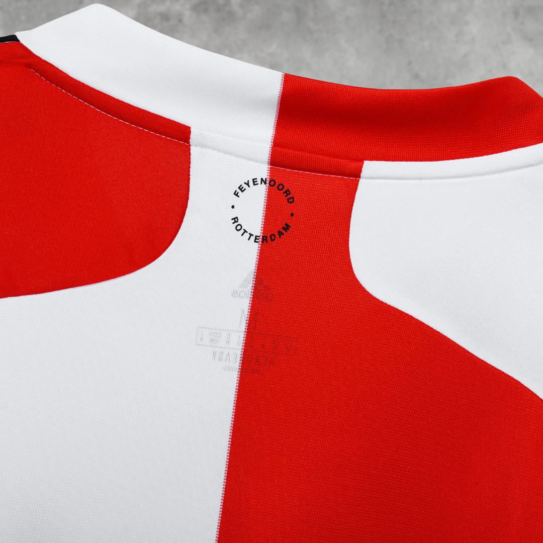费耶诺德 2020-21 赛季主场球衣 © 球衫堂 kitstown