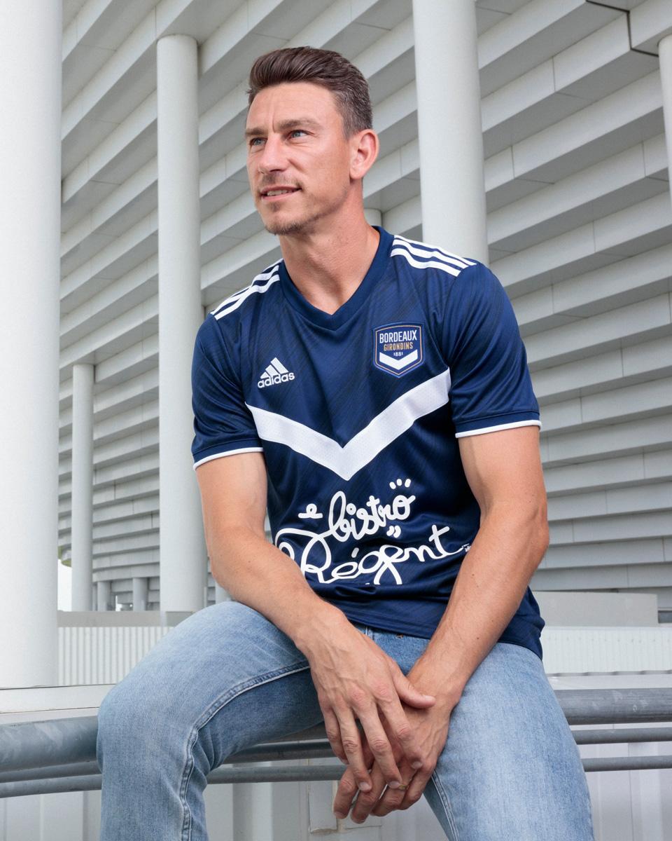 波尔多 2020-21 赛季主客场球衣 © 球衫堂 kitstown