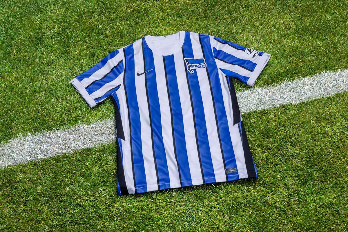 柏林赫塔 2020-21 赛季主客场球衣 © 球衫堂 kitstown
