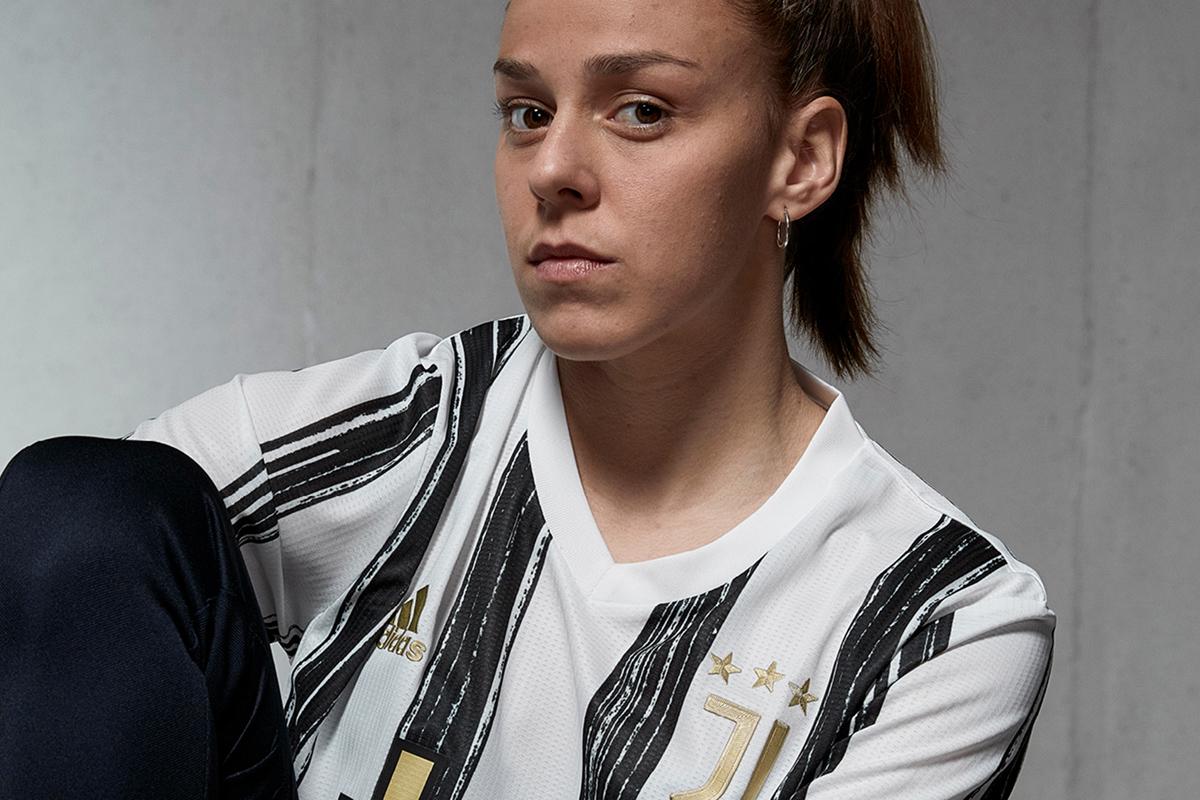 尤文图斯 2020-21 赛季主场球衣 © 球衫堂 kitstown