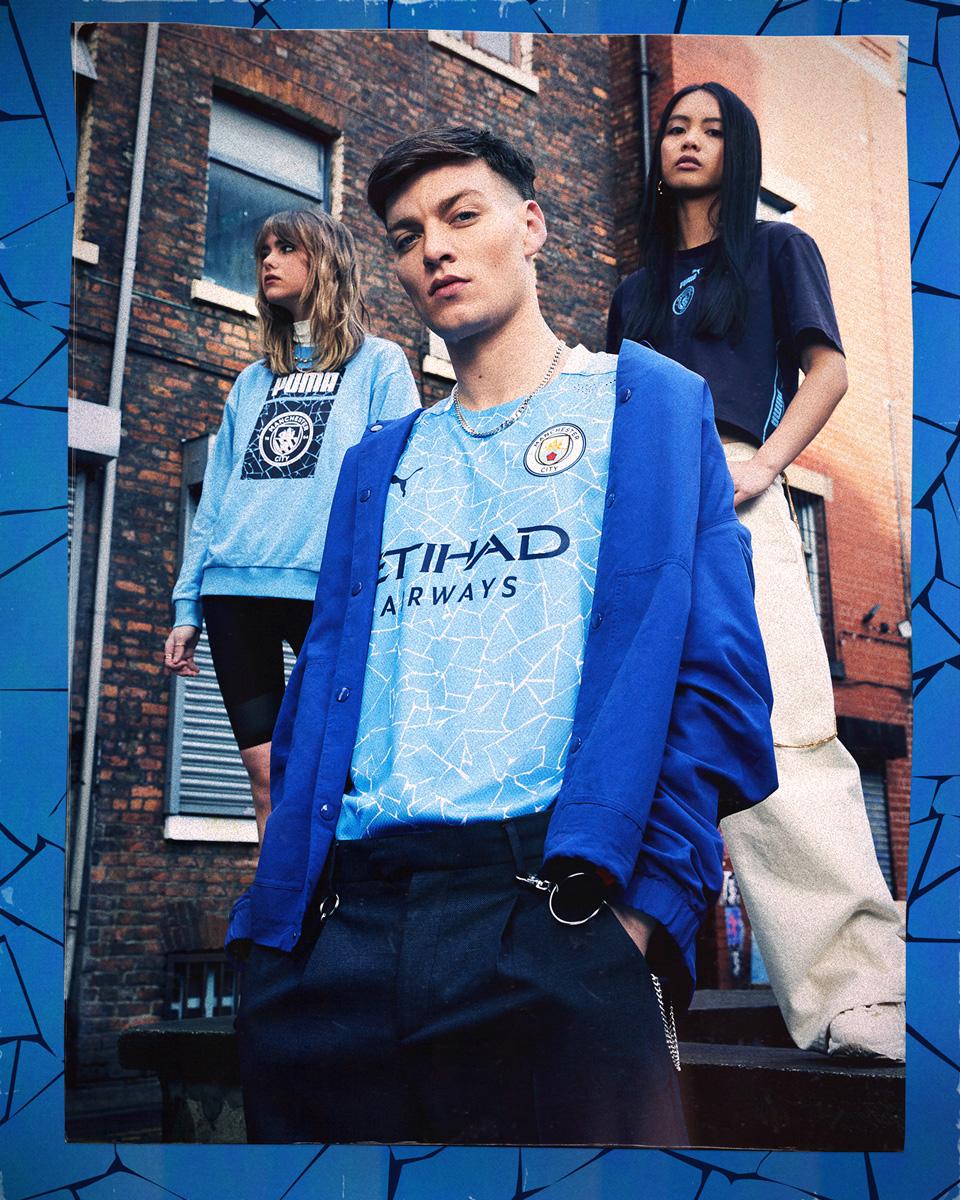 曼彻斯特城 2020-21 赛季主场球衣 © 球衫堂 kitstown